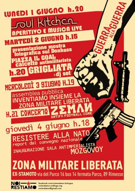 guerraallaguerra_programma
